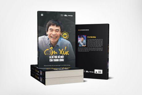 TS Le Tham Duong phat hanh phien ban sach dac biet - Anh 1