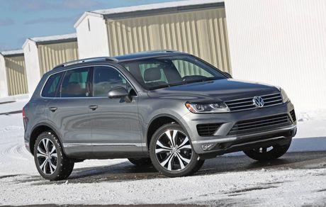 Volkswagen Touareg giam gia 260 trieu dong o Viet Nam - Anh 2