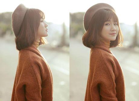 Hot girl Kieu Trinh bat ngo khoe Son Tung M-TP la 'ban trai moi' - Anh 5