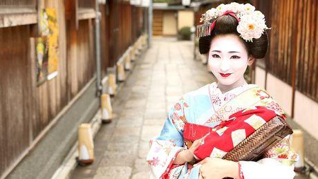 Su that ve geisha thoi hien dai - Anh 1