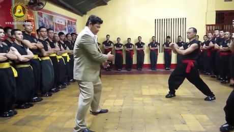 'Triet ly truyen dien Nam Huynh Dao khong ton tai' - Anh 1