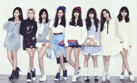 SNSD to chuc fan meeting ky niem 10 nam ca hat - Anh 1