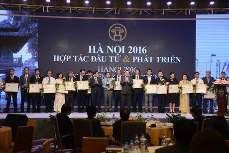 Suc song xanh sau 1 nam Hoi nghi hop tac dau tu Ha Noi - Anh 1