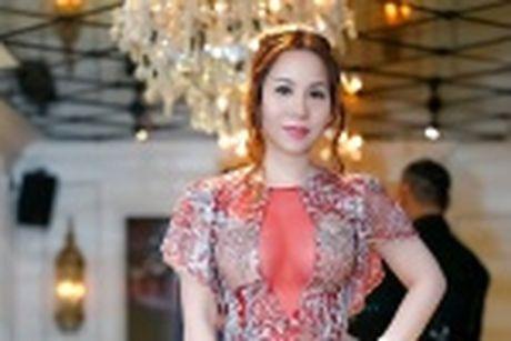 Nu hoang Kim Chi voi nghe thuat thuyet trinh thu hut tai Hoa hau Asean 2017 - Anh 10