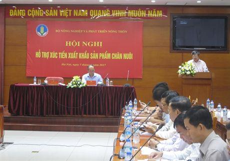 Xay dung chuoi khep kin va vung nguyen lieu tieu thu san pham chan nuoi - Anh 1