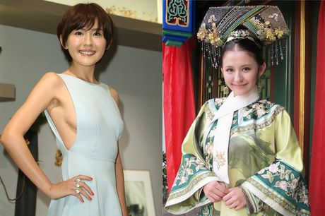 Nhung my nu Tan Cuong cua lang giai tri Hoa ngu - Anh 6