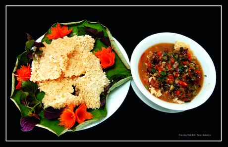 Com chay Ninh Binh – Gia tri am thuc Chau A - Anh 1