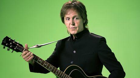 Huyen thoai Paul McCartney: Tuoi 75 van chua muon... nghi huu - Anh 2