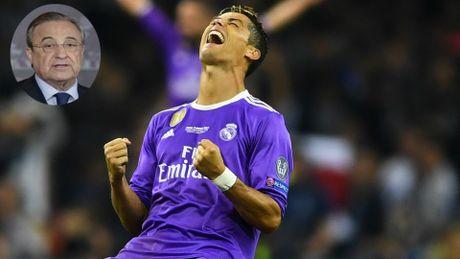 Florentino Perez: 'Ronaldo dang rat tuc gian voi bao chi' - Anh 4