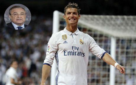 Florentino Perez: 'Ronaldo dang rat tuc gian voi bao chi' - Anh 6