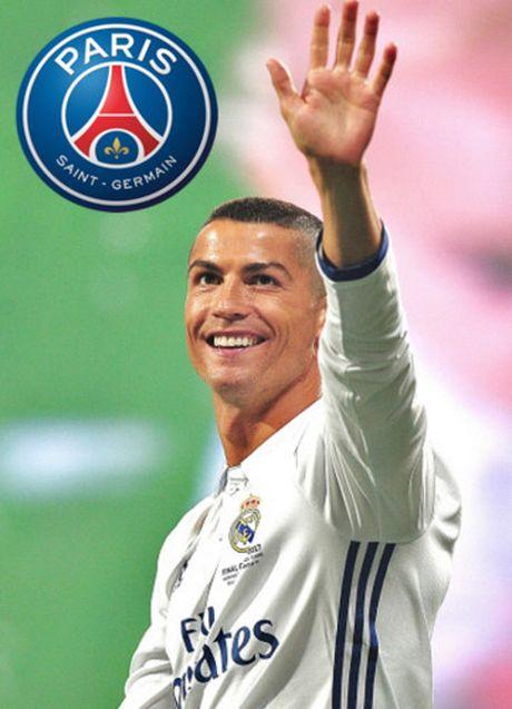 Florentino Perez: 'Ronaldo dang rat tuc gian voi bao chi' - Anh 7