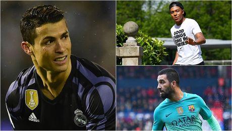 Chuyen nhuong 20/6: MU vo mong mua Ronaldo, Arsenal nham sao Barca - Anh 1
