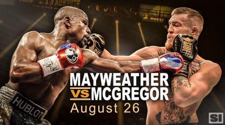 Man so gang ti do: 10 dieu can biet ve Mayweather va McGregor - Anh 7