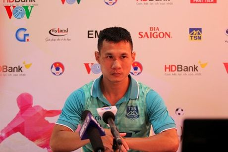 Giai Futsal VDQG HDBank 2017: Hong kich tinh vao phut chot - Anh 3