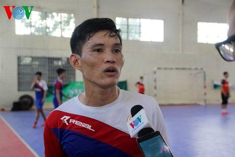 Giai Futsal VDQG HDBank 2017: Hong kich tinh vao phut chot - Anh 4