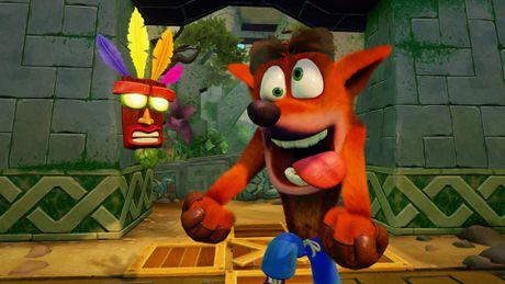 Crash Bandicoot N. Sane Trilogy tung trailer moi truoc ngay ra mat - Anh 1