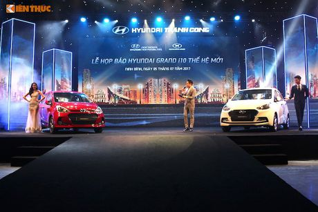 Hyundai Grand i10 CKD 'chot gia' 340 trieu tai Viet Nam - Anh 1