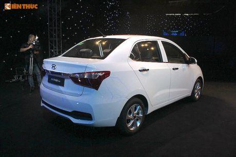 Hyundai Grand i10 CKD 'chot gia' 340 trieu tai Viet Nam - Anh 3