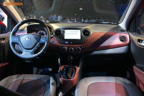 Hyundai Grand i10 CKD 'chot gia' 340 trieu tai Viet Nam - Anh 4