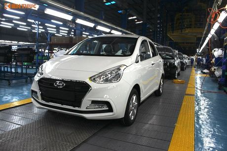 Hyundai Grand i10 CKD 'chot gia' 340 trieu tai Viet Nam - Anh 7