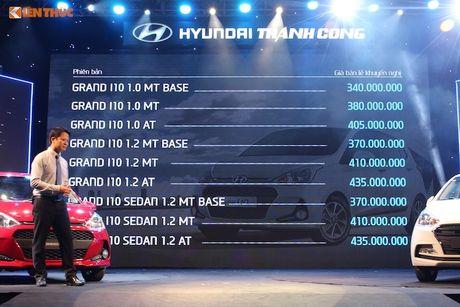Hyundai Grand i10 CKD 'chot gia' 340 trieu tai Viet Nam - Anh 8