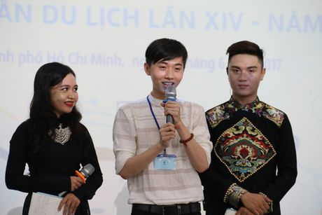 Vong chung ket Hoi thi thuyet trinh huong dan du lich lan thu 14 - Anh 2