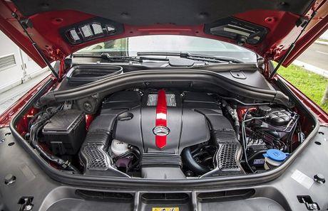 Mercedes-AMG GLE 43 4MATIC Coupe ra mat tai Viet Nam - Anh 4