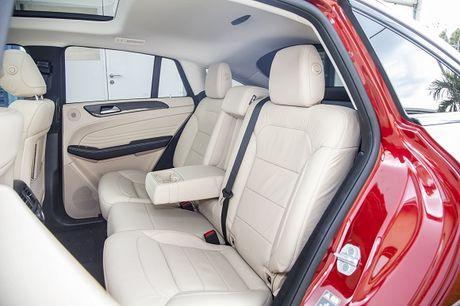 Mercedes-AMG GLE 43 4MATIC Coupe ra mat tai Viet Nam - Anh 7