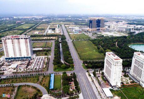 Can canh thanh pho 1.000 ha nhieu nam hoang vang o Binh Duong - Anh 1