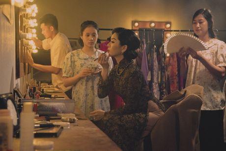 Le Quyen, Hoai Lam xuat hien thu vi trong trailer liveshow bolero 10 ty cua Mr Dam - Anh 5
