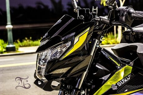 Dân chơi Việt độ Suzuki Raider 150 Fi &