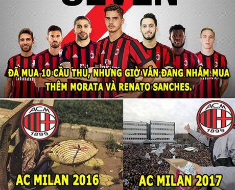 HAU TRUONG (17.7): Neymar 'tha thinh' nu ca si, AC Milan 'len doi' - Anh 2