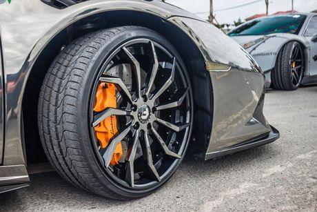 Bo doi sieu xe Lamborghini va Ferrari 30 ty tai Sai Gon - Anh 4