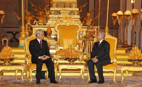 Thoi ky phat trien moi trong quan he Viet Nam - Campuchia - Anh 1