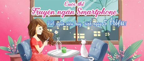 Cong bo 2 tac pham doat giai Tuan 5 cuoc thi Truyen ngan Smartphone - Anh 1
