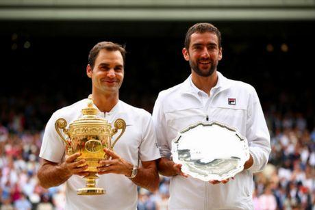 "Tennis 24/7: Vo dich Wimbledon, Federer ""hen ho"" Muguruza - Anh 5"