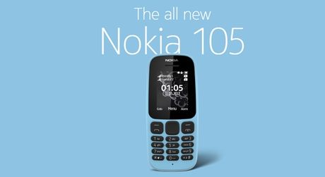 HMD Global bat ngo gioi thieu phien ban Nokia 105, Nokia 130 moi - Anh 1