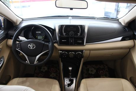 Can canh Toyota Vios TRD phong cach the thao - Anh 15