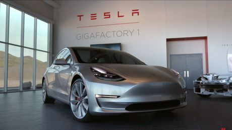 Vi sao Tesla Model 3 se thay doi the gioi xe hoi? - Anh 1