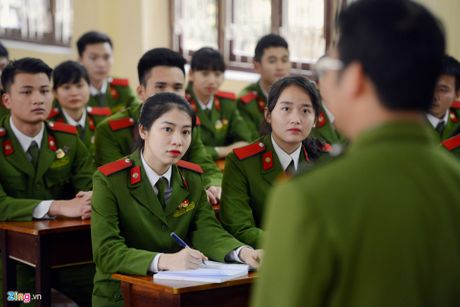 Hoc vien Canh sat Nhan dan tuyen sinh voi nhieu tieu chi phu - Anh 1