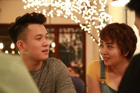 Thuy Hien chia tay tinh tre kem 10 tuoi - Anh 1