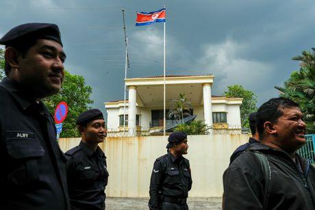 Myanmar bac tin co quan he quan su voi Trieu Tien - Anh 1