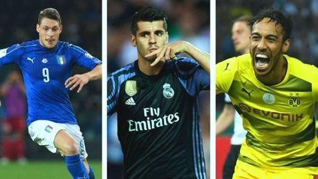 CAP NHAT toi 17/7: Morata con cua den M.U. PSG chi 150 trieu mua Asensio. Dortmund se ban Aubameyang - Anh 2