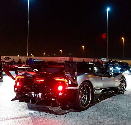 Chiem nguong sieu xe doc nhat vo nhi Pagani Zonda 760 Oliver Evolution - Anh 4