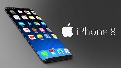 iPhone 8 co the trang bi tia laser, gia ban len toi 1.200 USD - Anh 1