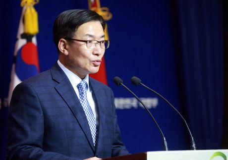 Trieu Tien van chua phan hoi ve de nghi doi thoai cua Han Quoc - Anh 1