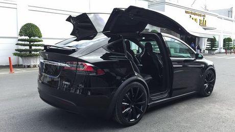 Tesla Model X P100D gia 8 ty dong tai TP.HCM - Anh 3