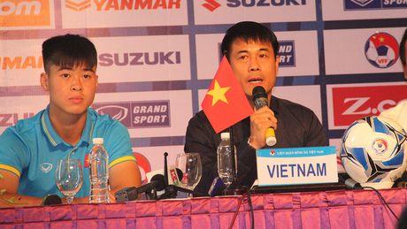 U22 Dong Timor tuyen bo da ran trong tran gap U22 Viet Nam - Anh 1