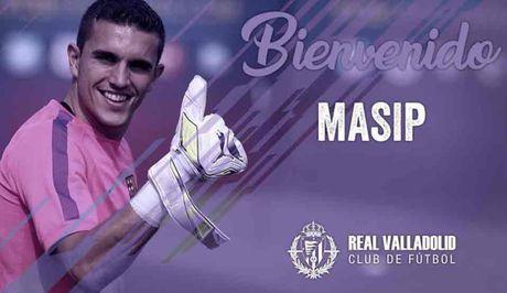 CHINH THUC: Thu mon cua Barca gia nhap Valladolid - Anh 1