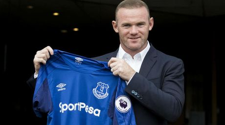 Rooney se cham dut con khat danh hieu cua Everton - Anh 1